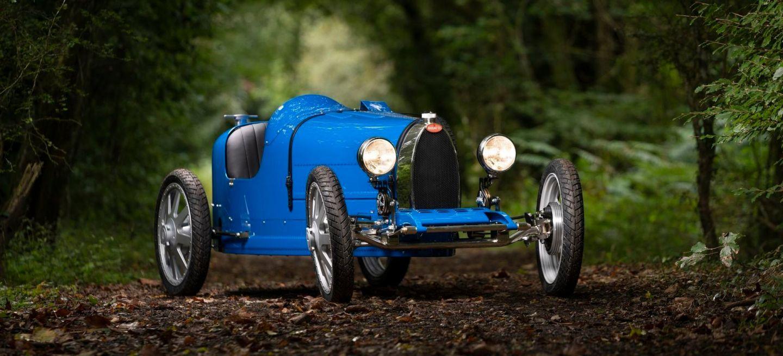 Bugatti Baby Fotos P
