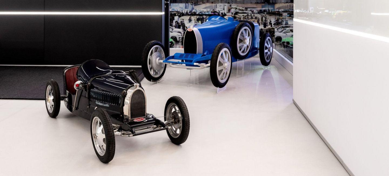 Bugatti Baby Ii 2019 P