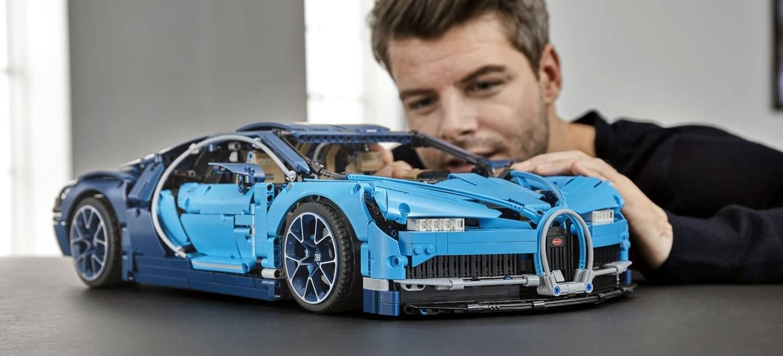 Bugatti Chiron Lego 0618 012