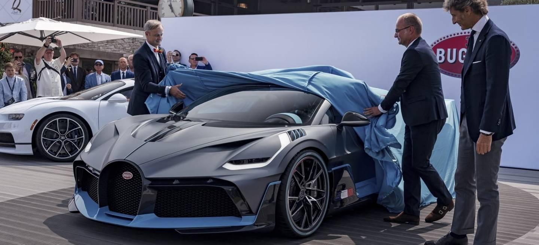 Bugatti Divo 0119 01 002