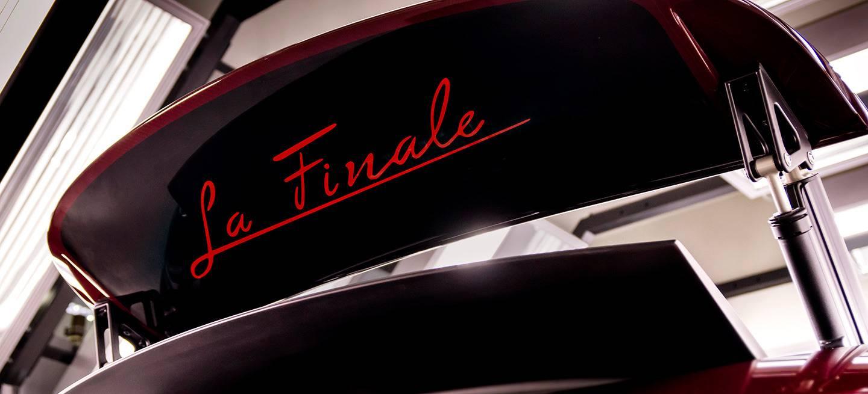 bugatti, veyron, la finale