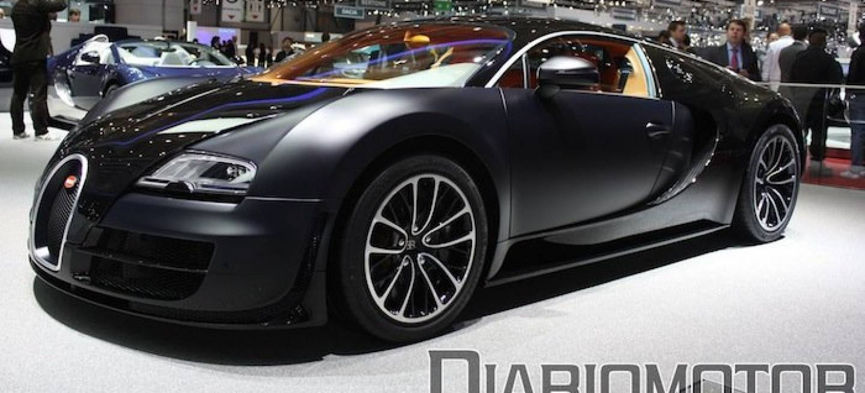 diseño popular comprar popular hacer un pedido Bugatti Veyron Super Sport, el