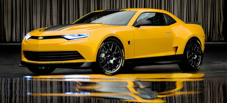 Bumblebee Y Aqu 237 Est 225 El Ex 243 Tico Chevrolet Camaro Que