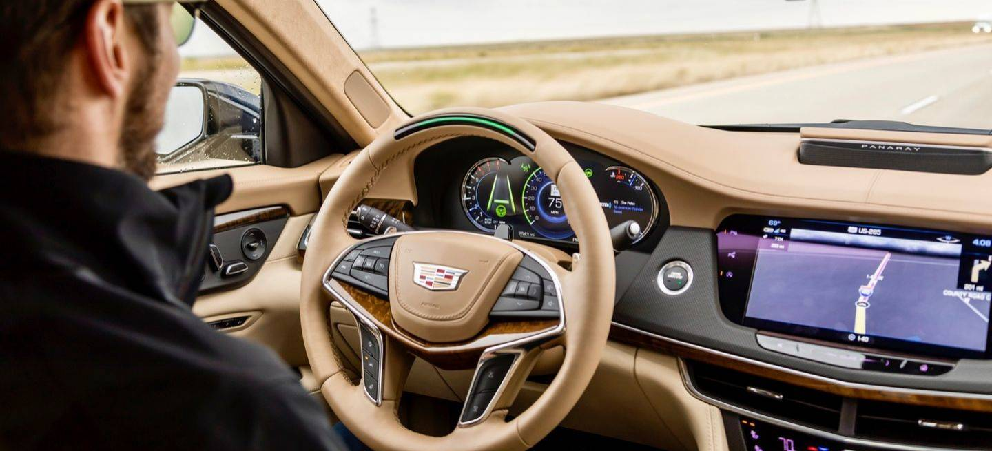 Cadillac Super Cruise P
