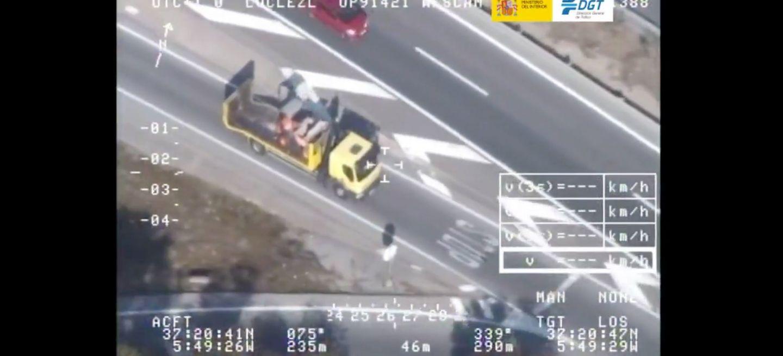 Camion Stop Video Dgt Pegasus