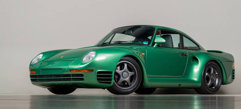Canepa Porsche 959 Dm 8