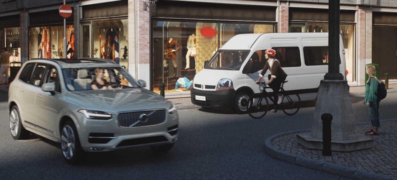 Capacitacion Ciclista Dgt Ciudad Volvo