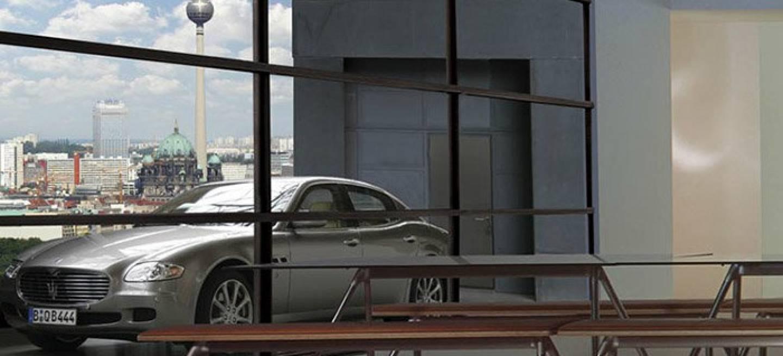 Car loft pisos para entusiastas de su autom vil diariomotor for Loft car