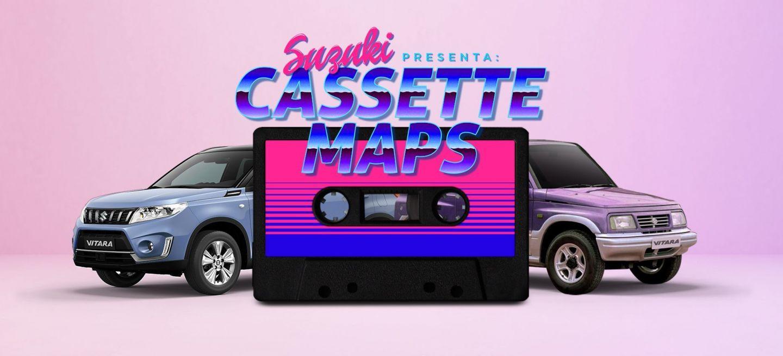 Cassette Suzuki