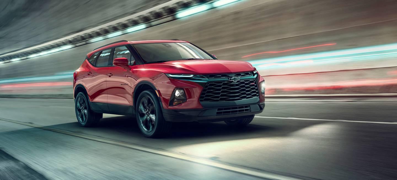 Chevrolet Blazer 2019 09