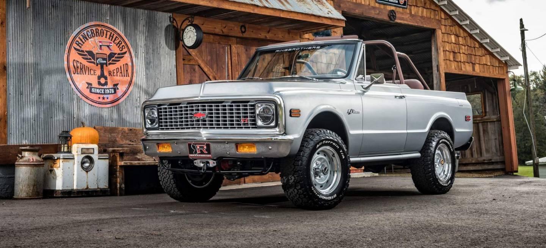 Chevrolet Blazer Ringbrothers P