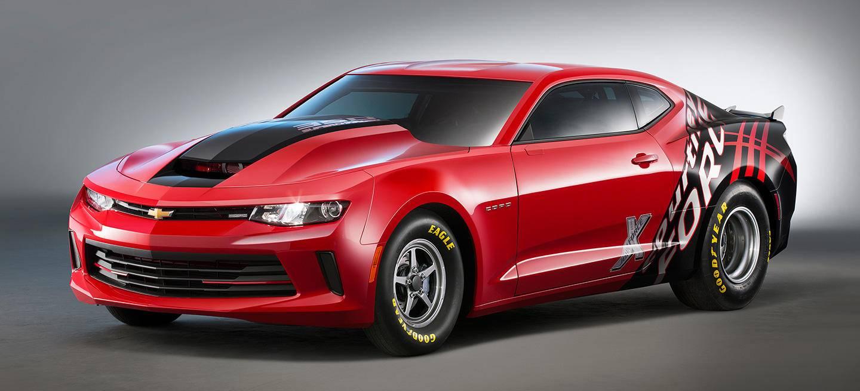 Chevrolet Camaro Copo 2016 Un Deportivo Preparado De