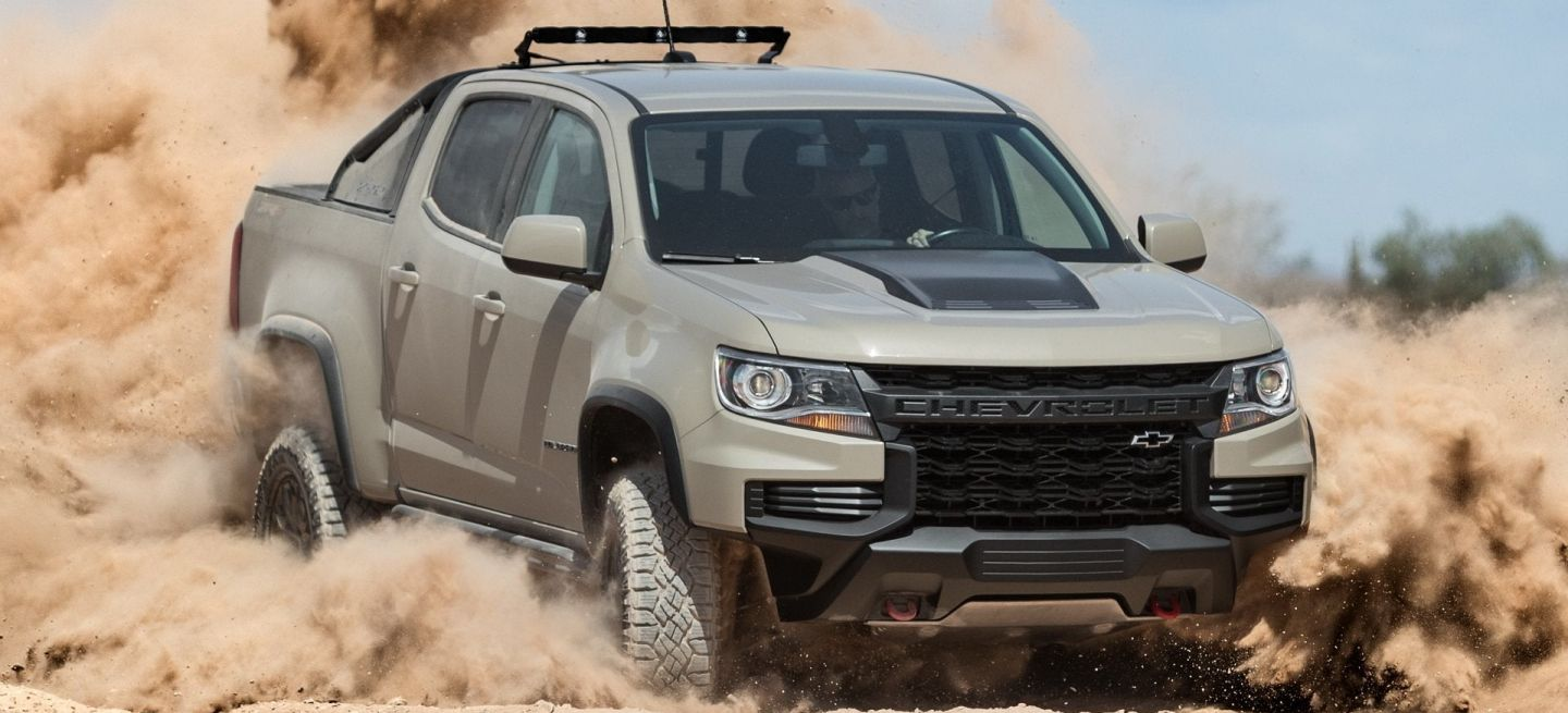 Chevrolet Colorado Zr2 1