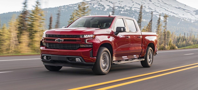Nuevo motor diésel para las pick-up Chevrolet Silverado ...