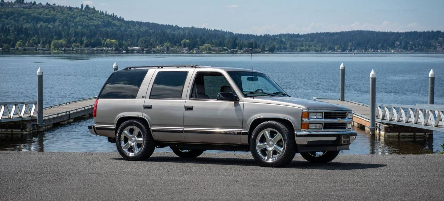 Chevrolet Tahoe Sleeper P