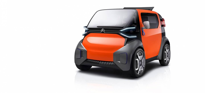 Citroen Ami Concept 2019 Coche Electrico 04