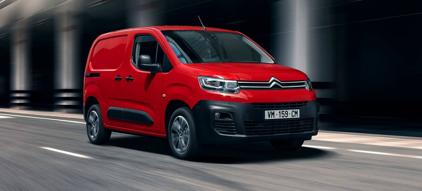 Citroen Berlingo 2018 01