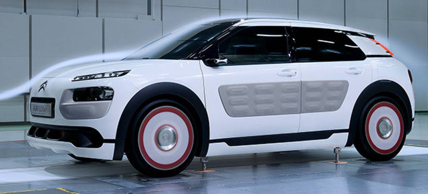 Citro 235 N C4 Cactus Airflow Concept As 237 Se Consigue Que Un