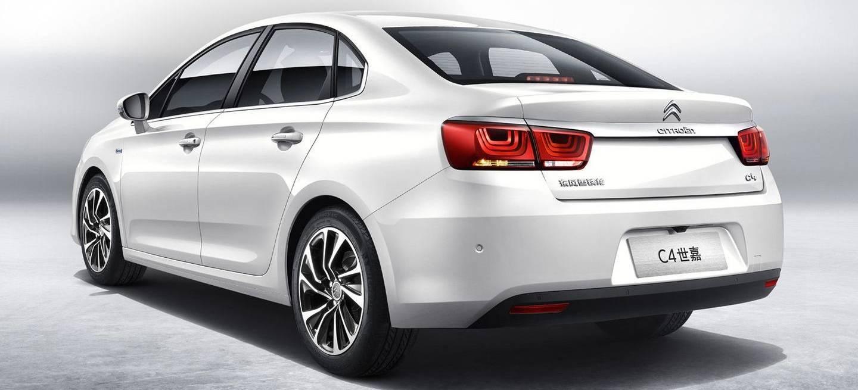 Citroën C4 Sedán 2016, el coche chino que queremos ...