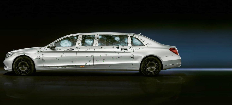 Mercedes Benz Guard: Seit Mehr Als Neun Jahrzehnten Sonderschutz Ab Werk Mercedes Benz Guard: Special Protection Ex Factory For More Than Nine Decades