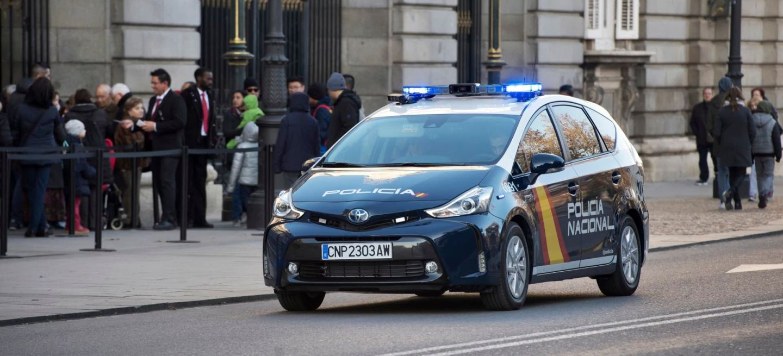 Coche Policia Nacional Mgm2018 019r 491481