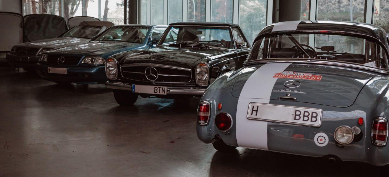 Cochera Mercedes 54