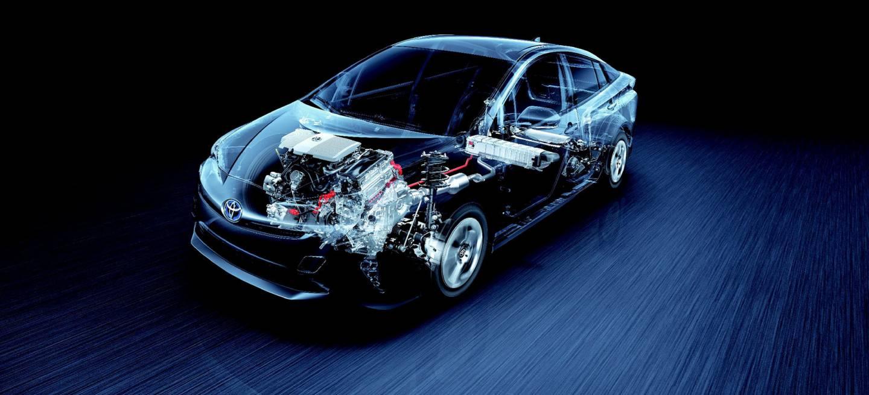 Coches Hibridos Toyota Prius 02