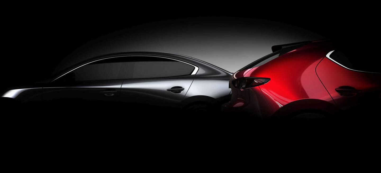 Coches Nuevos 2019 Mazda 3