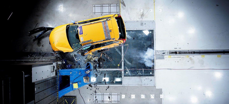 The New Volvo Xc60 Crash Tests