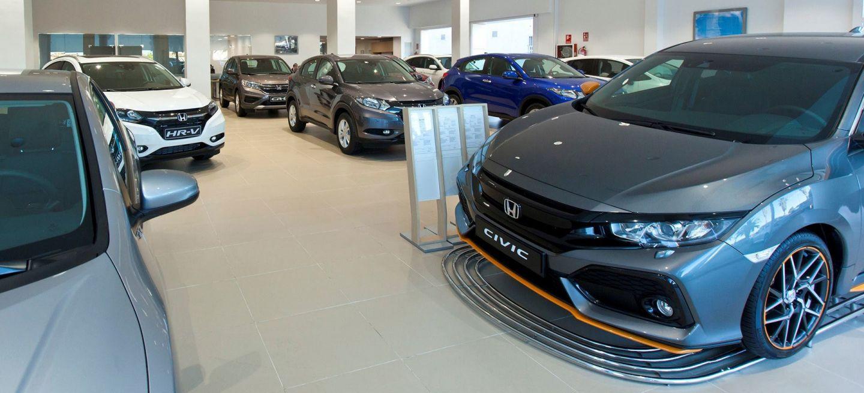 Coches Stock Baratos Honda Concesionario