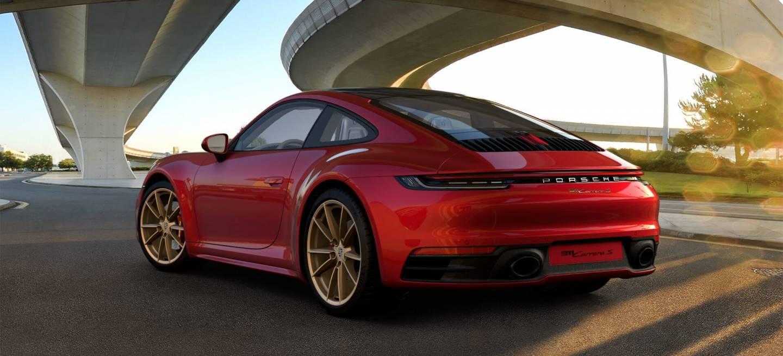 Configurador Porsche 911 992 01