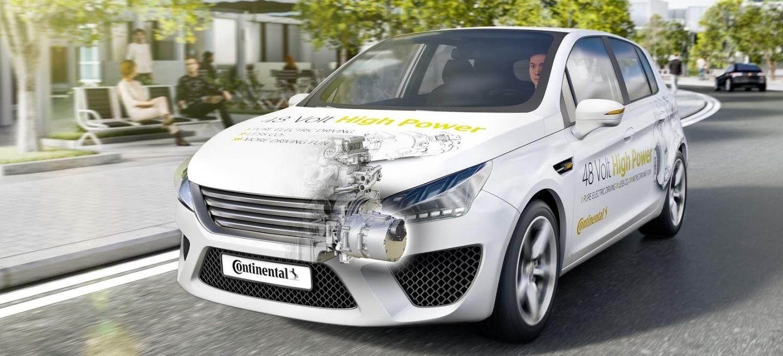 Continental Motor Semihibrido 0719 01