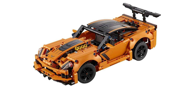 Corvette Zr1 Lego P