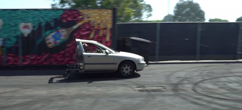 Crazy Cart V60