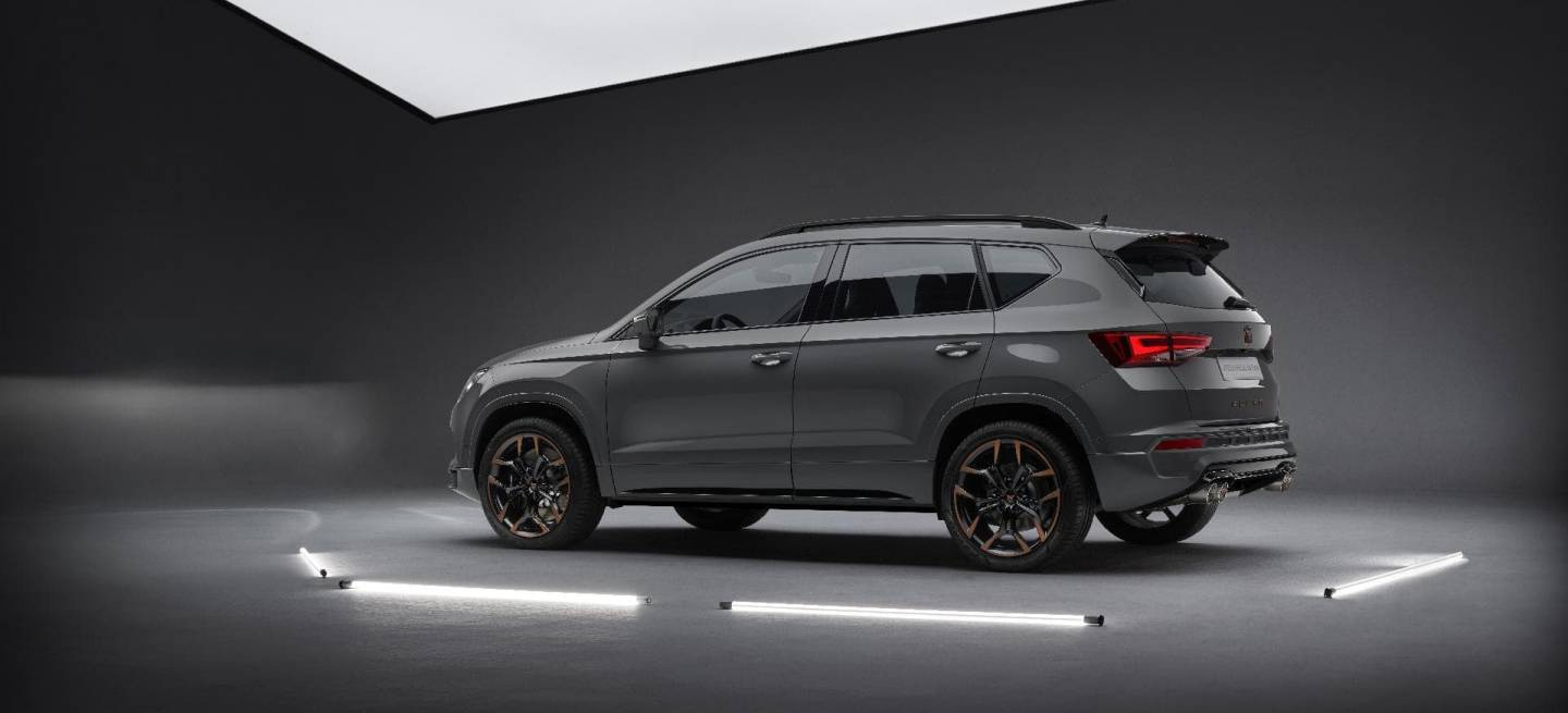 Cupra Ateca Special Edition A Unique Vehicle With Increased Sophistication And Enhanced Performance 01 Hq