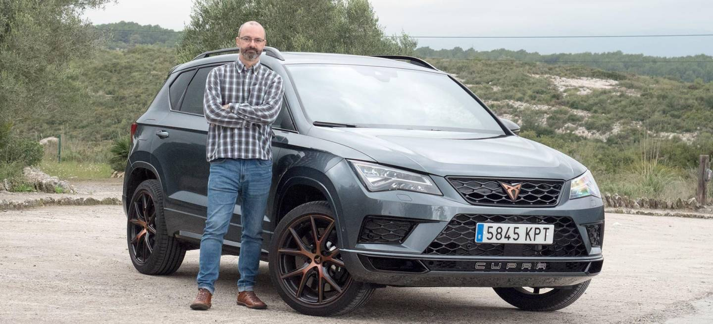 Cupra Ateca Video