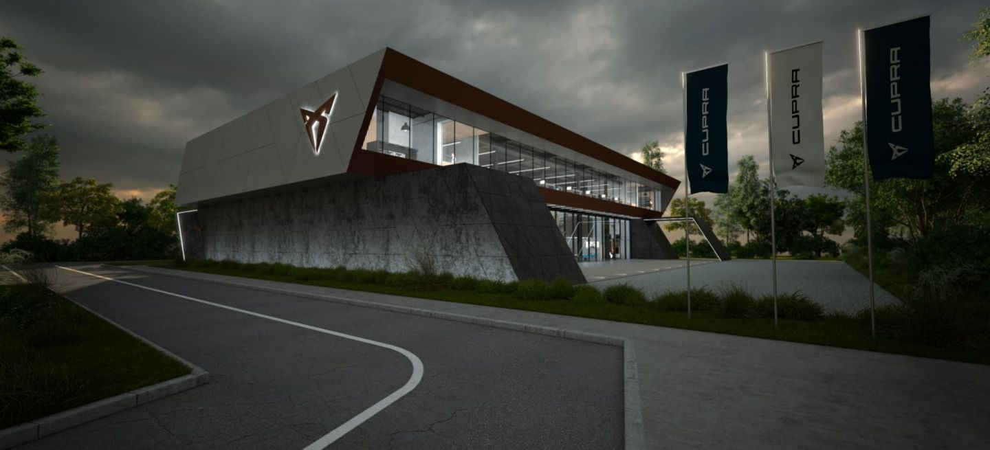 Cupra Breaks Ground On New Headquarters For 2020 001 Hq