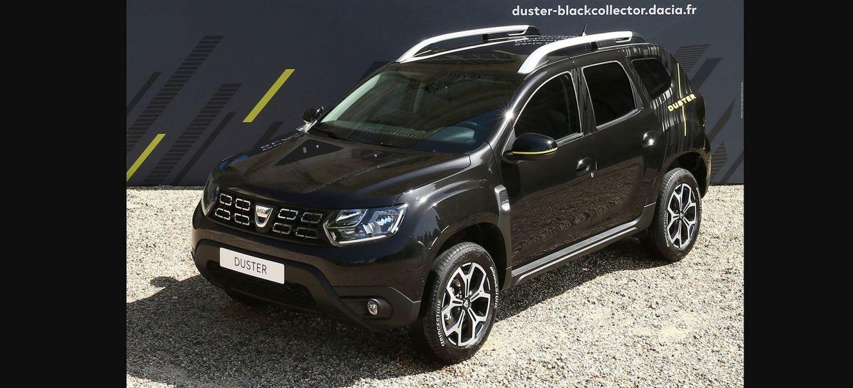 Dacia Duster Black Collector 2019 03
