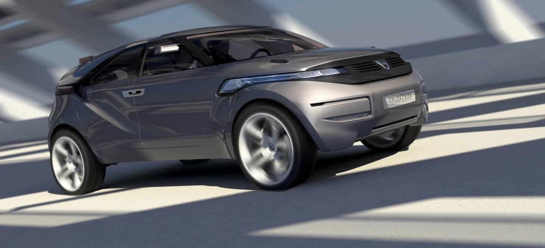 Dacia Duster Concept 2009 04