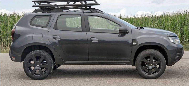Dacia Duster Delta 4x4 Todoterreno 3