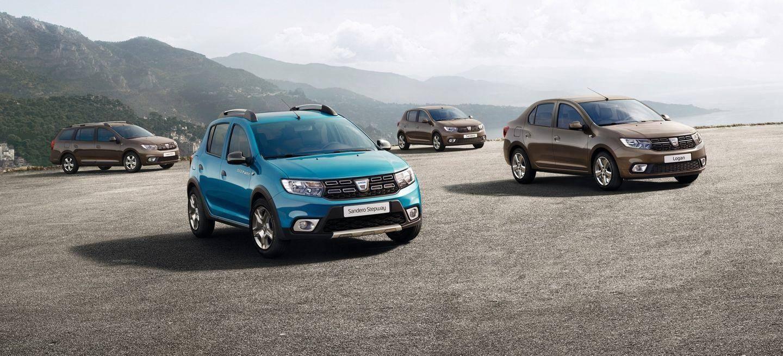 Dacia/Renault Logan y Sandero facelift (2017) 4