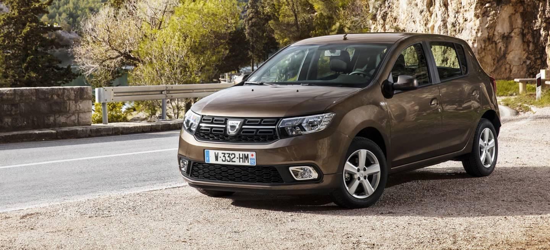 Dacia Sandero 2019 Marron Frontal 08