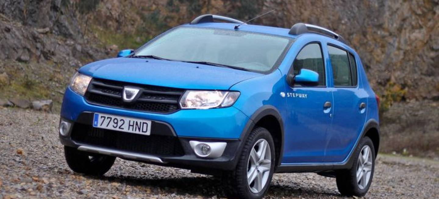 dacia sandero stepway 1 5 dci a prueba el utilitario low cost diariomotor. Black Bedroom Furniture Sets. Home Design Ideas