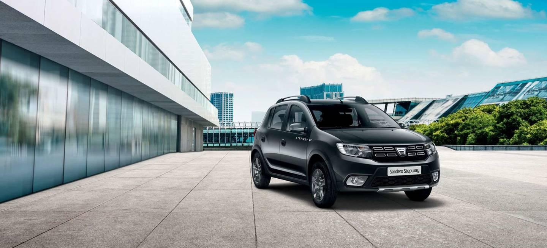 Dacia Sandero Stepway 2019 Negro Glp