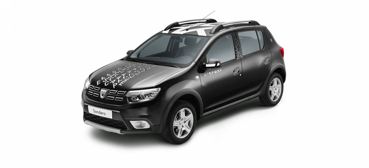 Dacia Sandero Stepway Escape 2019 02