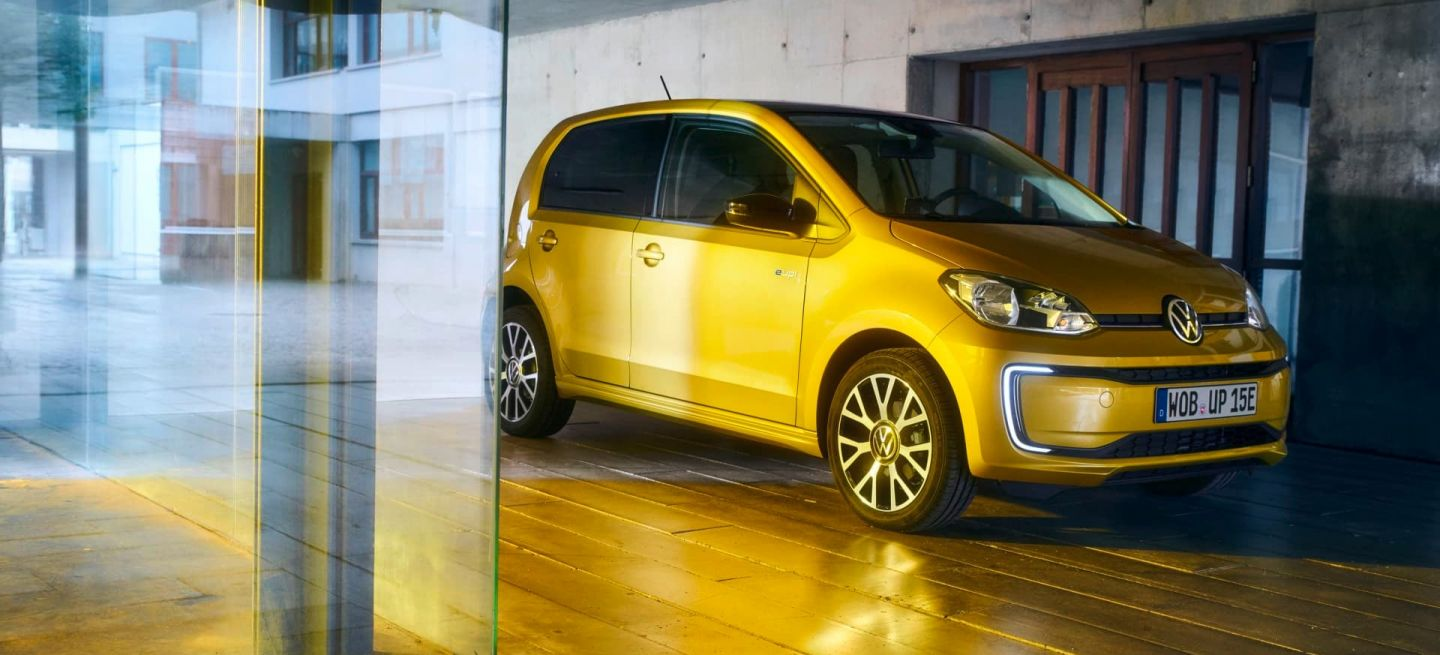 The New Volkswagen E Up!