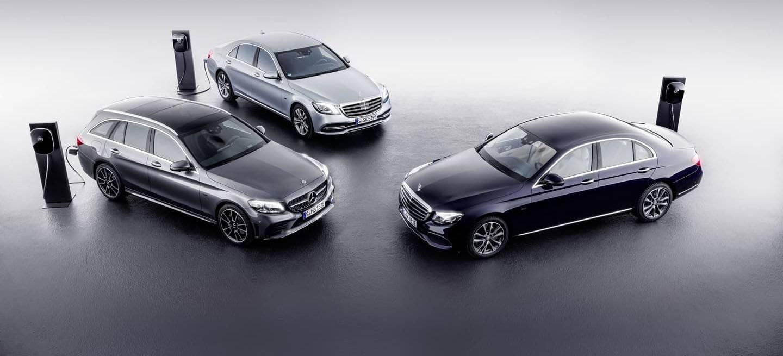 Diesel Hibrido Mercedes