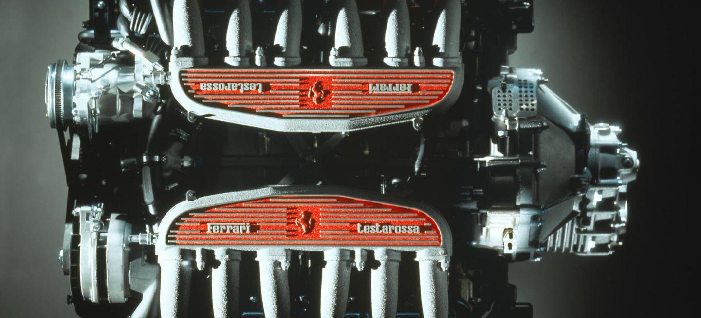 Diferencias Motor Boxer V180 Ferrari Testarossa