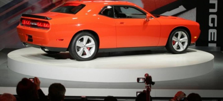 Dodge Challenger Remake >> Dodge Challenger SRT8, fotos de la presentación en Chicago y vídeo - Diariomotor