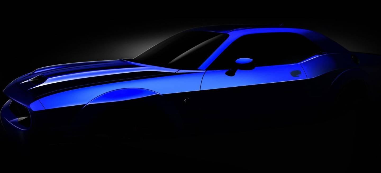 Dodge Challenger Srt 2019 Teaser P